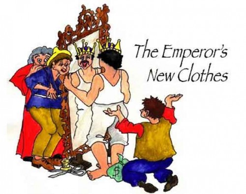 the emporers new clothes e1323401173320 DIY Thesis Theme vs. Genesis vs. Solostream Review