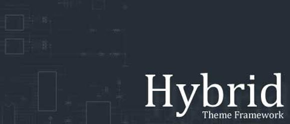 theme hybrid 5 Reasons to Use the Hybrid Framework for WordPress