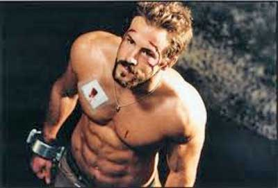 Ryan Reynolds Six Pack Workout