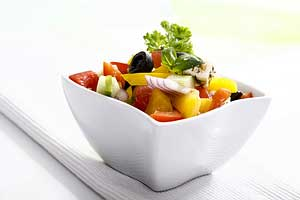 healthy food salad bowl