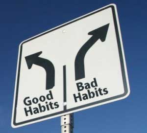 essay good habit bad habit Read this essay on good habit, bad habit come browse our large digital warehouse of free sample essays get the knowledge you need in order to pass your classes and.