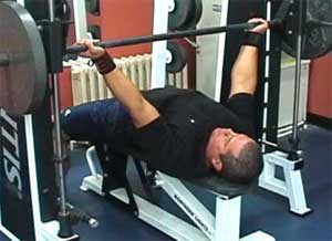 Image result for Reverse-Grip Bench Press