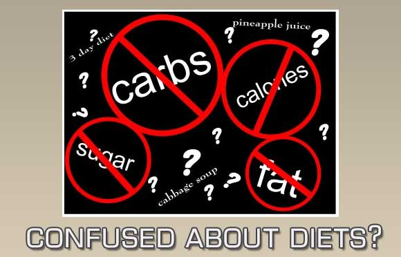 confusing diets Battle of the Diets?