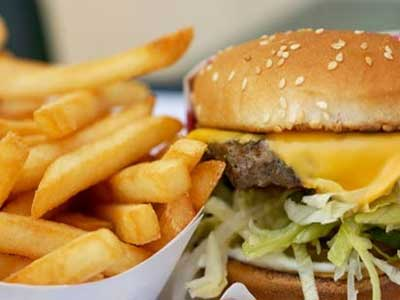 trans fat fast food Trans Fat Associated with Depression Risk?