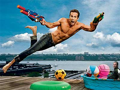 ryan reynolds six pack The Real Truth About Six Pack Abs