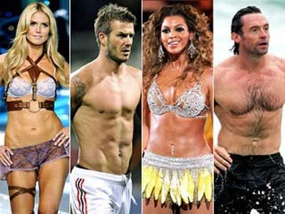 celebrity abs How To Get A Slimmer Stomach