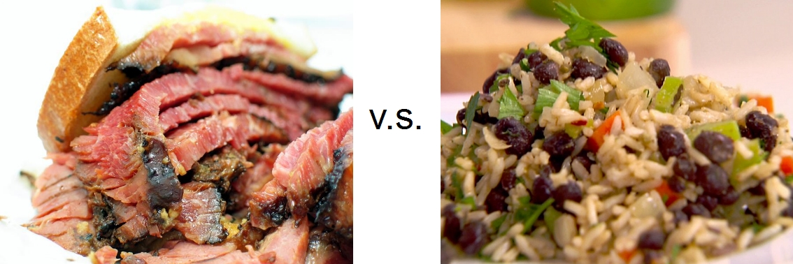 Diet War : High Protein vs High Fiber
