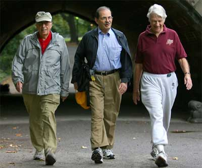 walking Brisk Walking may Help Fight Prostate Cancer?