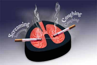 quitting smoking Why Quitting Smoking Makes You Fat?
