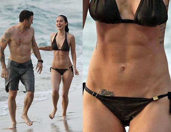 The Megan Fox Diet for Natural Good Looks