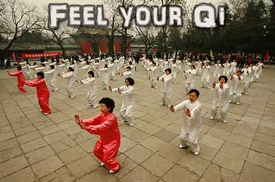 Qigong for a Healthy Spine