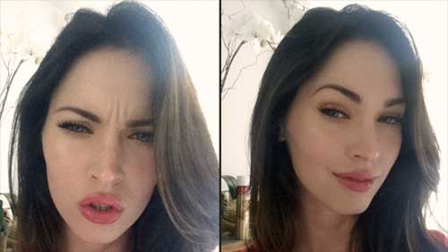 megan fox wrinkles Stress Can Affect the Health of Your Skin