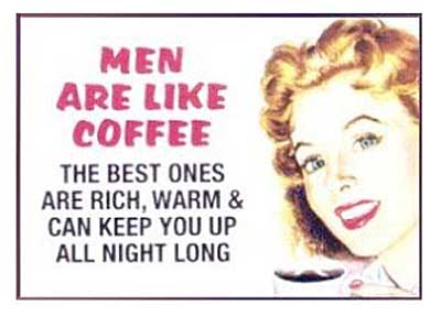 men are like coffee Drinking Caffeinated Coffee may Keep Depression at Bay