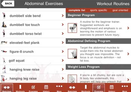 iFitness for Android Review