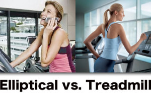 The Elliptical vs the Treadmill