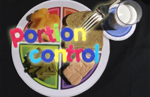 Portion Control with MyPlate