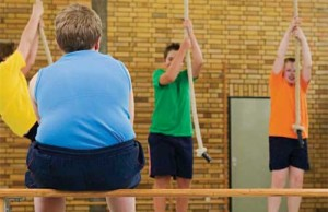 Fat Kids Need Exercise