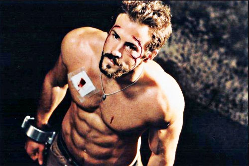 Ryan Reynolds Workout for Ripped Muscle