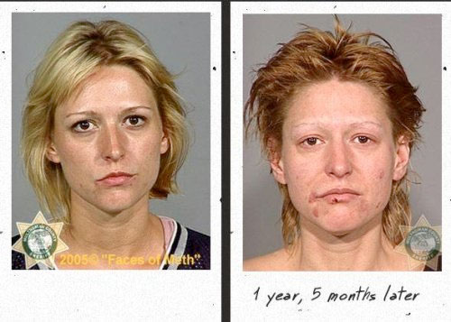 Faces of Meth How Prevalent is Drug Use in the Workplace?
