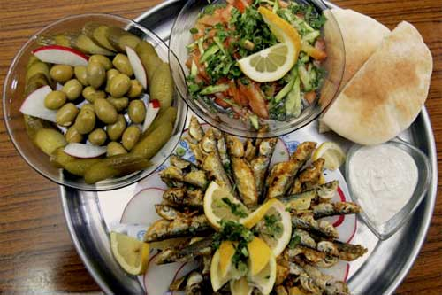 mediterranean diet Can You Fry Yourself to Health?