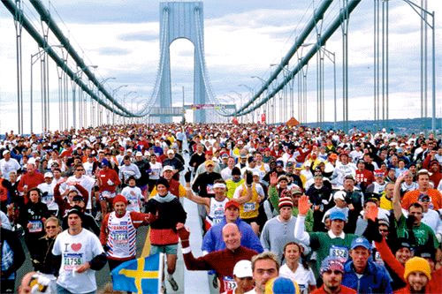 New York City Marathon 7 Reasons Why a Marathon is Good for Your Health