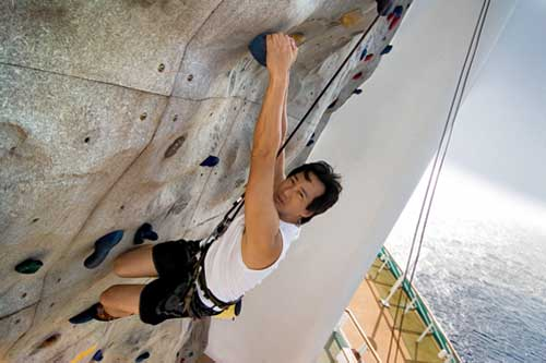 rock climbing wall Health Benefits of Rock Climbing