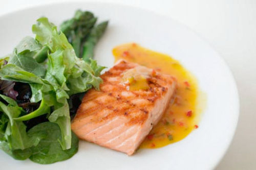 salmon dish 5 Reasons Why You Should Eat Fish Once a Week