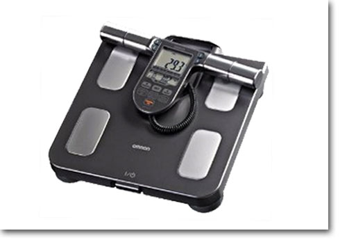 Body fat scale electronic