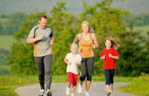 exercise-family
