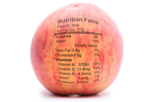 food-label-peach