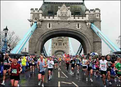 london marathon What Are the Health Benefits of Running Marathons?