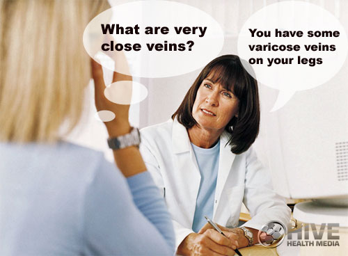 very close veins Cosmetic Options for Masking Varicose Veins