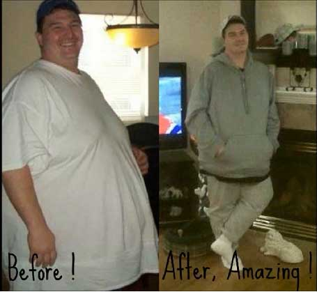 amazing real life weight lo An Amazing Real Life Weight Loss Story