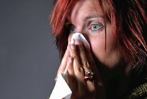 common cold 7 Ways to Get Over Your Cold Faster