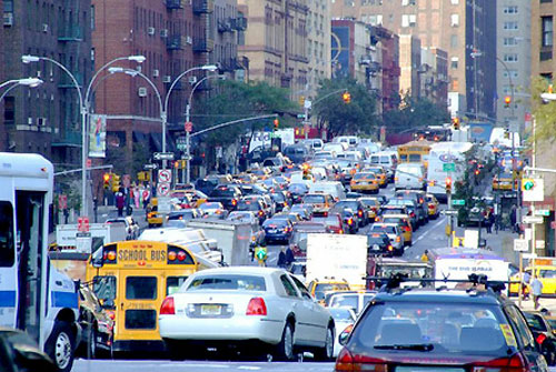 traffic Heart Attacks More Prevalent in Areas with Loud Traffic