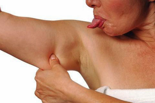 upper arm fat 50+ Fitness Tips: Toning Your Triceps