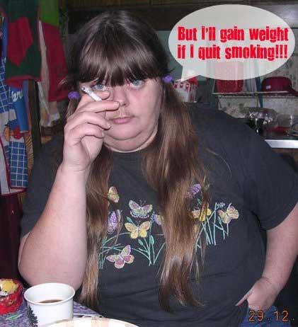 smoking weight gain Quit Smoking   Get Fat