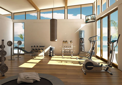 Why it 39 s worth the cost to build a home gym for Cost of building a gym