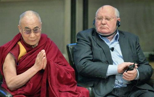 dalai lama Spirituality May Have Positive Impact on Mental Health