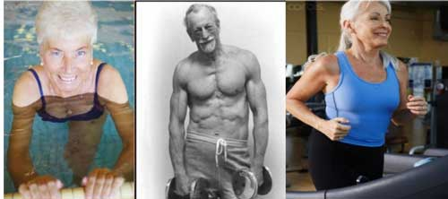 seniors exercise fitness Fifty+ Fitness: Tips for Getting the Most from Your Gym Time