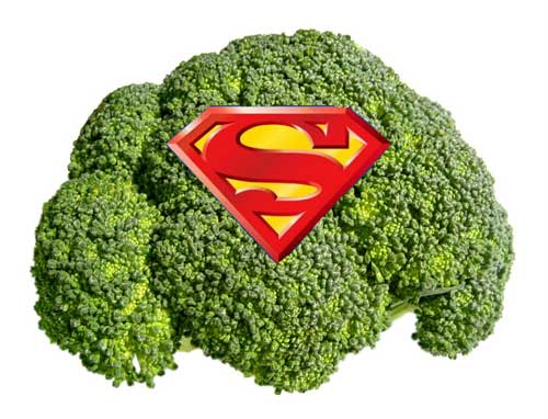 super broccoli 9 Superfoods You Can Grow At Home