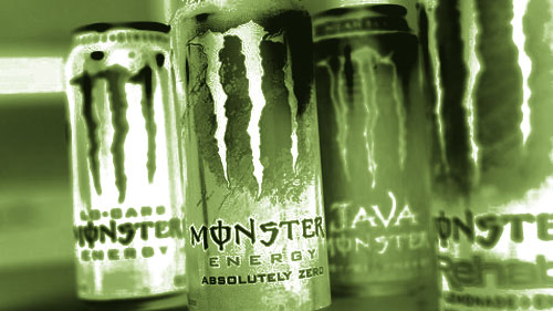 monster energy drink The Hidden 'Monster' Energy Drink Problem?