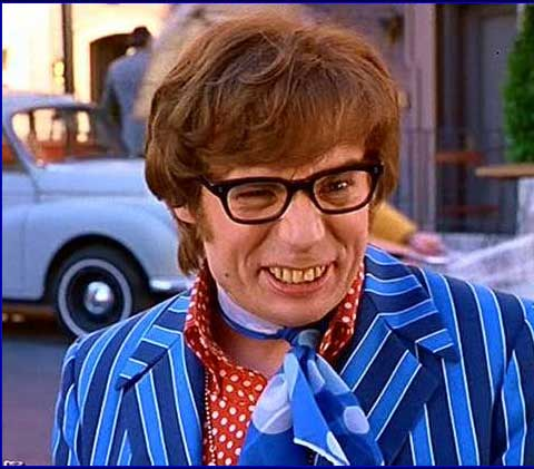 austin powers teeth smile Importance of Nutrition for Your Oral Health