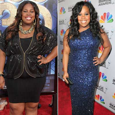 amber riley Amazing Weight Loss Success Stories That Will Inspire You