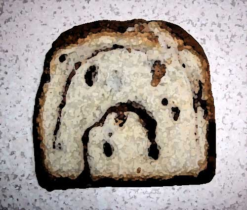 celiac sad face bread Gluten Leads to Health Issues like Obesity and Metabolic Syndrome