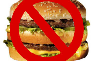 just say no mcdonalds