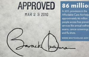 Affordable Care Act Review Obama