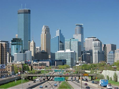 minneapolis Top Five Healthiest Cities in The United States