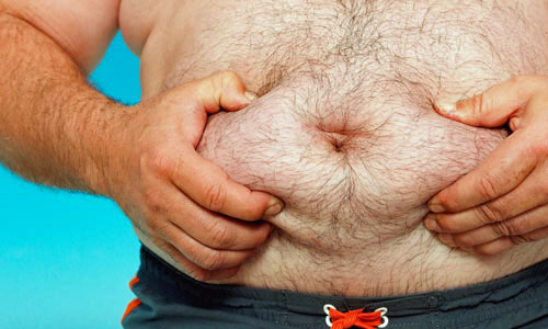 Beer Belly Muffin Top