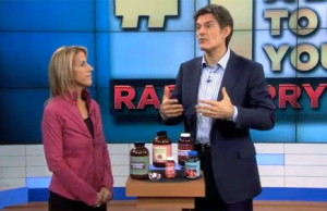 Dr. Oz Raspberry Ketone Supplement Weight Loss